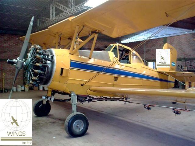 Grumman G-164A- FINANCIACION