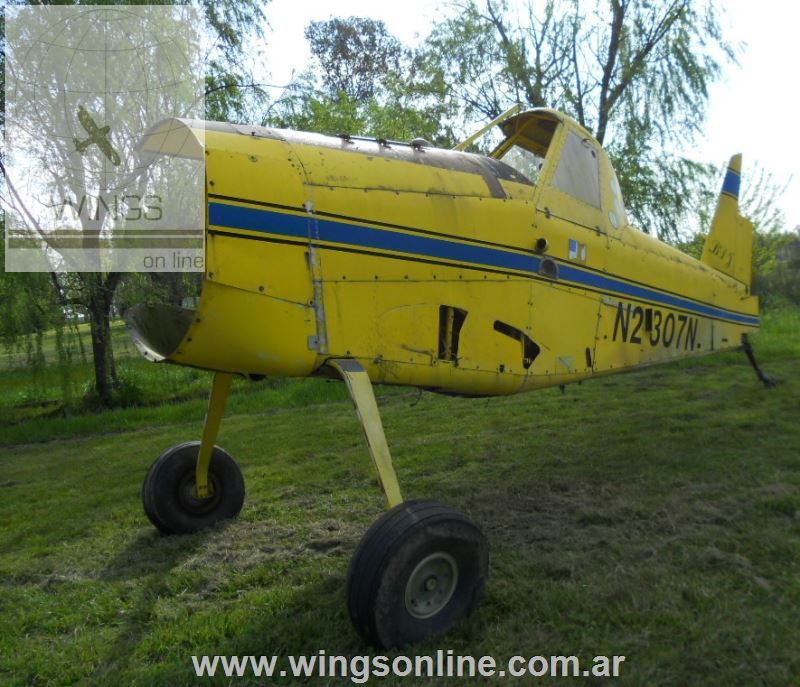 AIR TRACTOR AT-301 (Financiado)