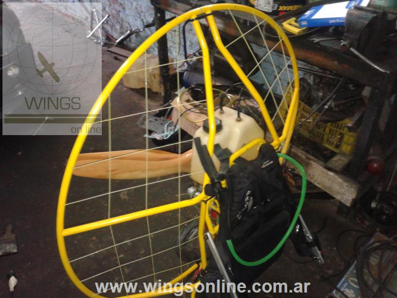 Paramotor Raket – Impecable