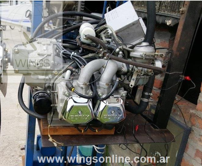 Rotax 912 95 HP