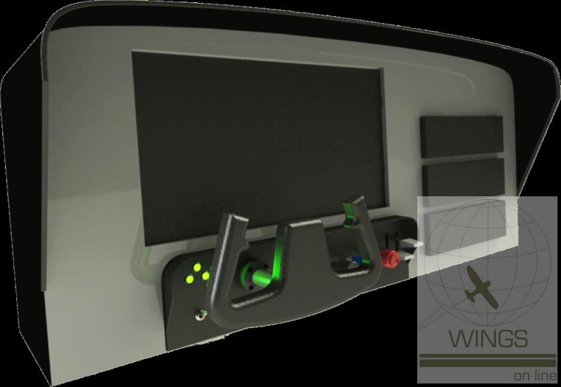 Flight Panel Línea Hogar (Panel y Modulo)
