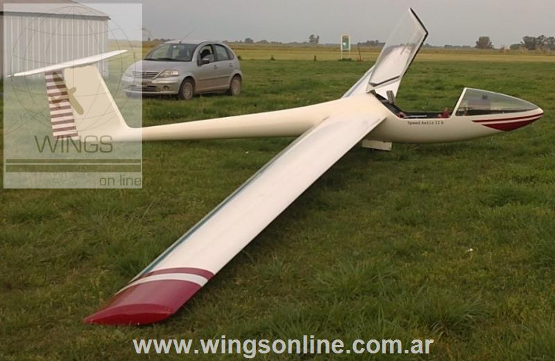 Grob Speed Astir IIB G104