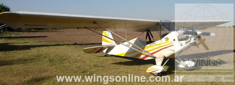 Piper PA-11/18 Experimental (Precio Rebajado)