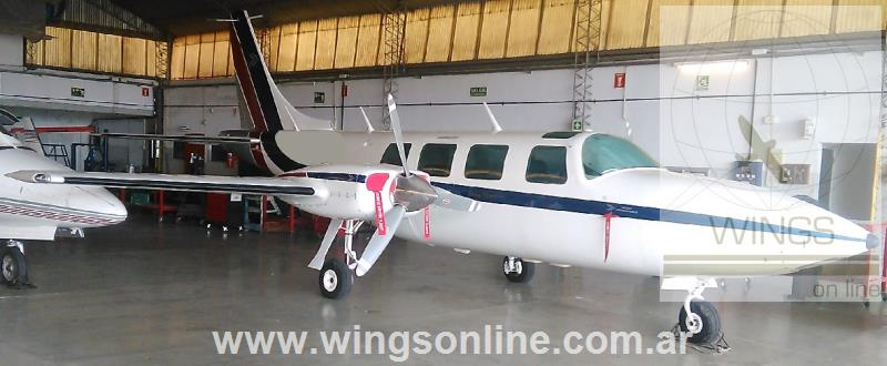 Piper PA-60-600A – Aerostar 600 – Full IFR (Fininciado)