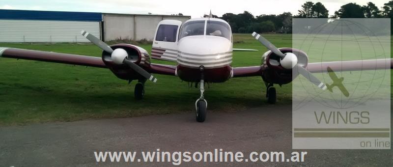 Piper PA-23 Apache