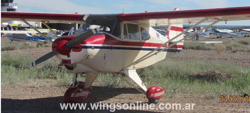 Piper PA-22 Tripacer