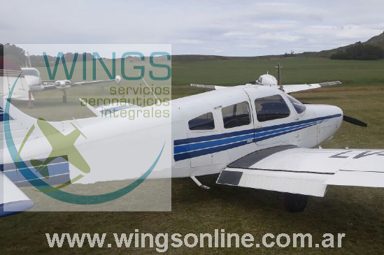 Piper PA-28-151 Warrior – IFR – VENDIDO
