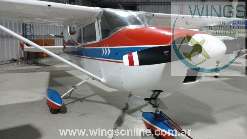 Cessna 182B – VENDIDO