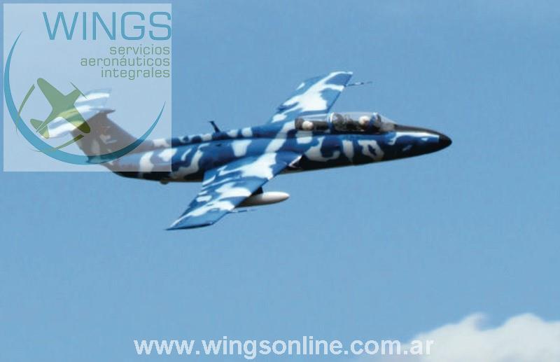 Aero L29 Delfin