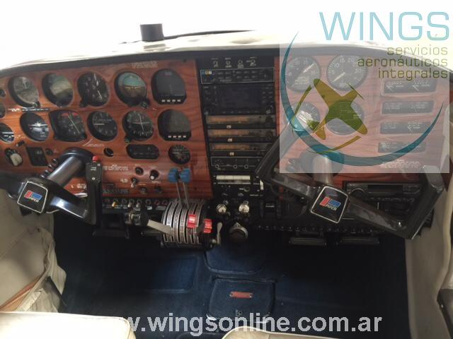 Piper Twin Comanche IFR