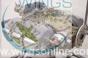 Cilindros Continental IO-520-D (300 HP) Usados