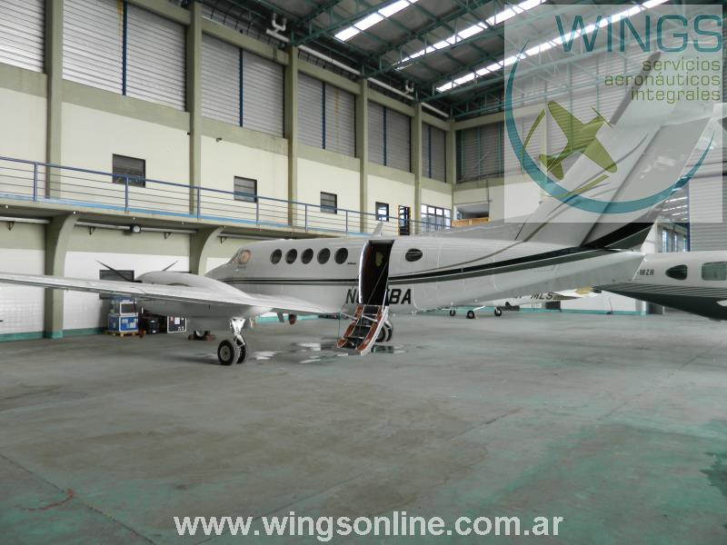 Beech Super King Air 200 – EEUU