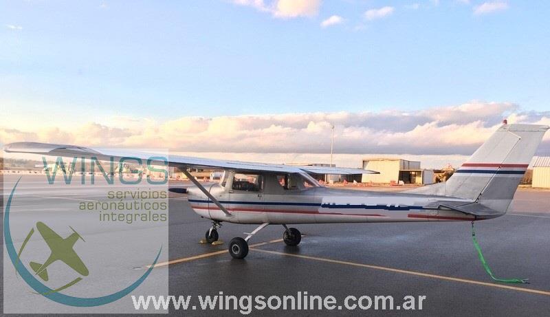 Cessna 150J en EEUU