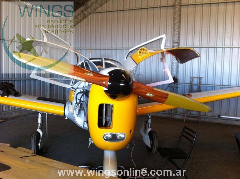 Norecrim 1203/II – Avión Historico