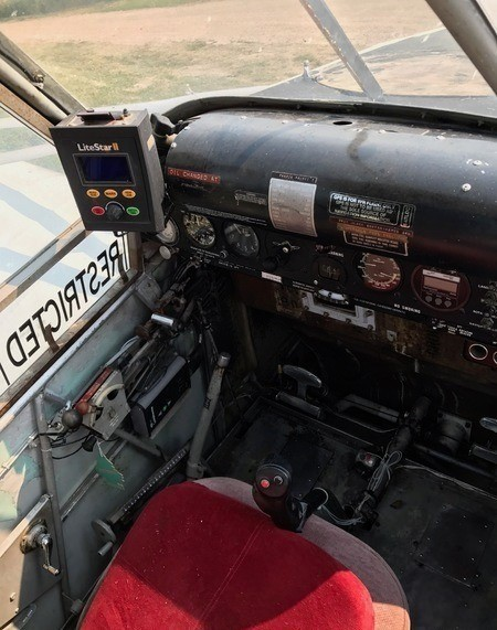 Piper PA-25-235, con 265 HP – EEUU