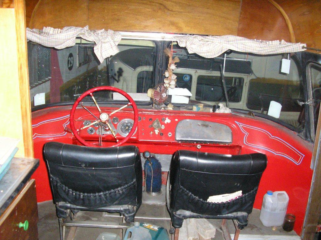 Motor Home Mercedes Benz 911