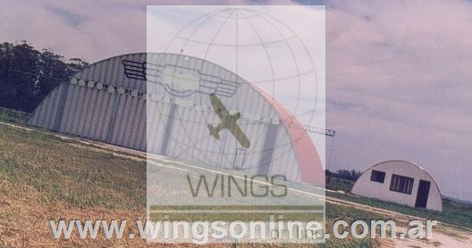 Venta de hangar