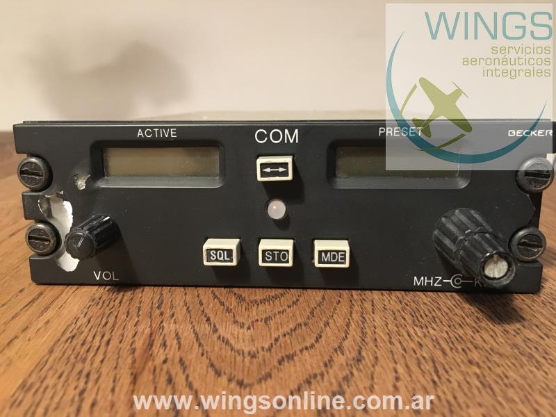 VHF  Becker AR3209