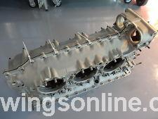 Block Motor Continental IO-520-D