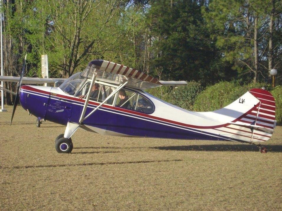 Aeronca Champion 7EC