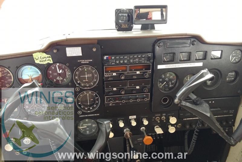 Cessna 150G IFR en EEUU