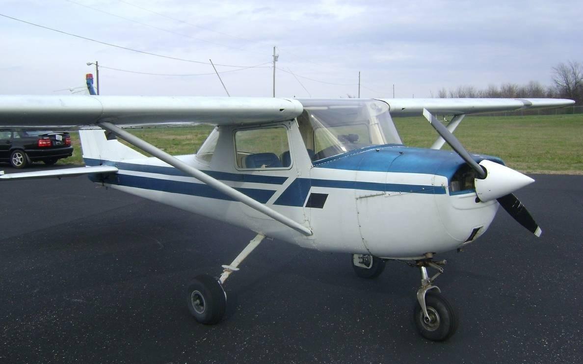 Cessna 150F EEUU