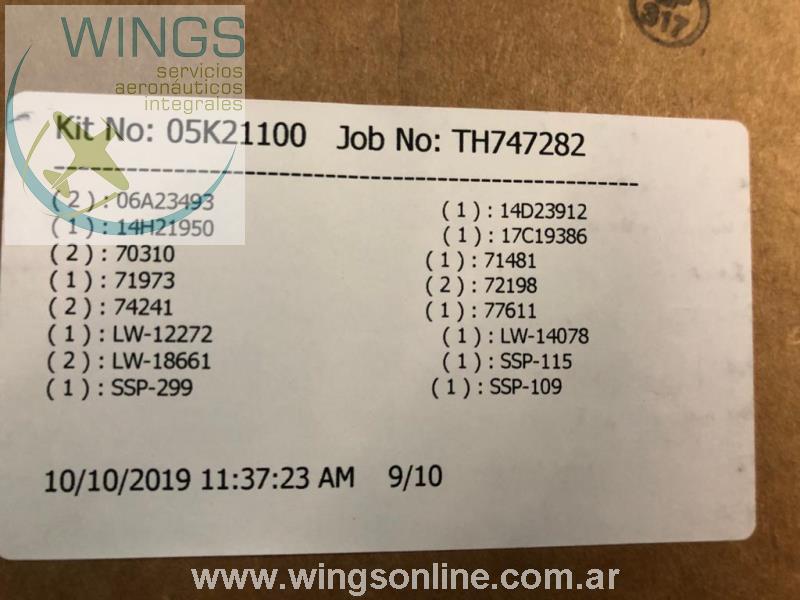 Kits de Cilindros nuevos para Lycoming 0-320 – OFERTA