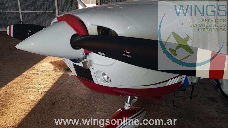 Cessna A-182-L – Hecho a nuevo