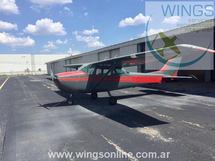 Cessna 172K – EEUU